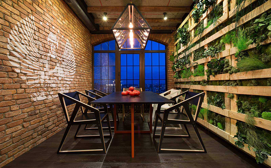Inventive Dining Room Sets Featuring Brick Walls dining room sets Inventive Dining Room Sets Featuring Brick Walls 3Inventive Dining Room Sets Featuring Brick Walls