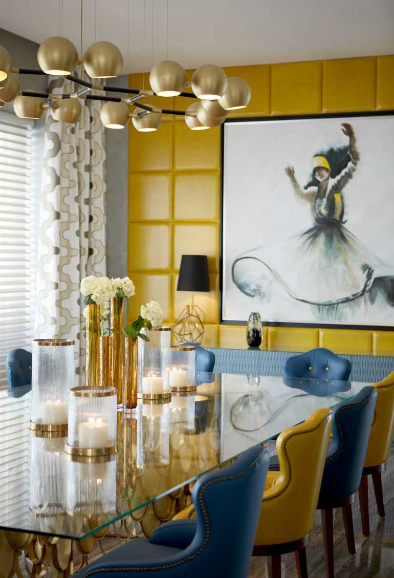 Top 5 Art Inspirations in Modern Dining Room Designs modern dining room Top 5 Art Inspirations in Modern Dining Room Designs Top 5 Art Inspirations in Modern Dining Room Designs 1