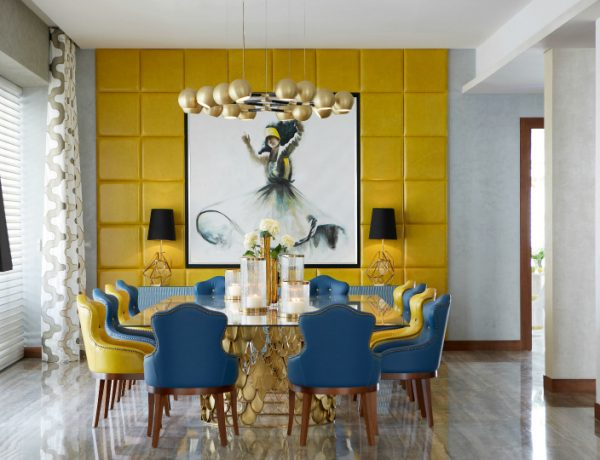 How To Pick Curtains For A Sophisticated Dining Room Design