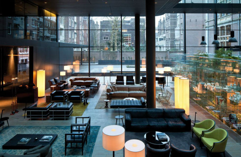 Top 6 Iconic Hospitality Design Projects by Piero Lissoni We Love piero lissoni Top 6 Iconic Hospitality Design Projects by Piero Lissoni We Love Top 6 Iconic Hospitality Design Projects by Piero Lissoni We Love Conservation Hotel em Amesterdao2