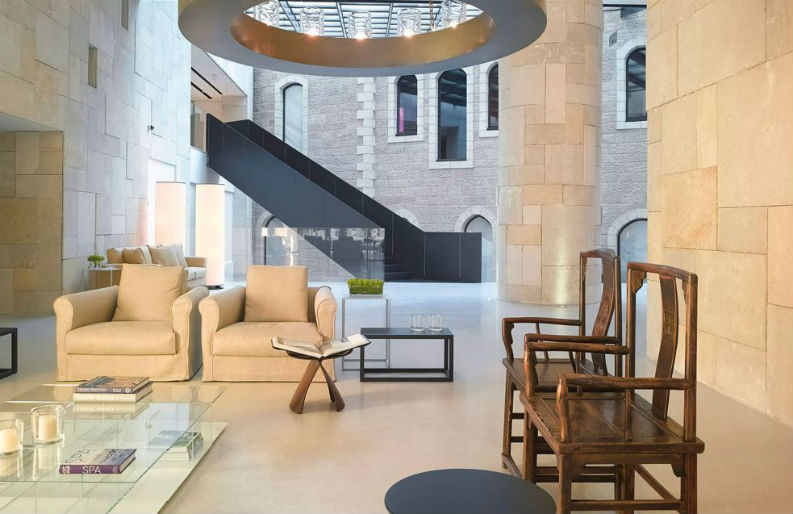 Top 6 Iconic Hospitality Design Projects by Piero Lissoni We Love piero lissoni Top 6 Iconic Hospitality Design Projects by Piero Lissoni We Love Top 6 Iconic Hospitality Design Projects by Piero Lissoni We Love Mamilla City Hotel em Jerusalem