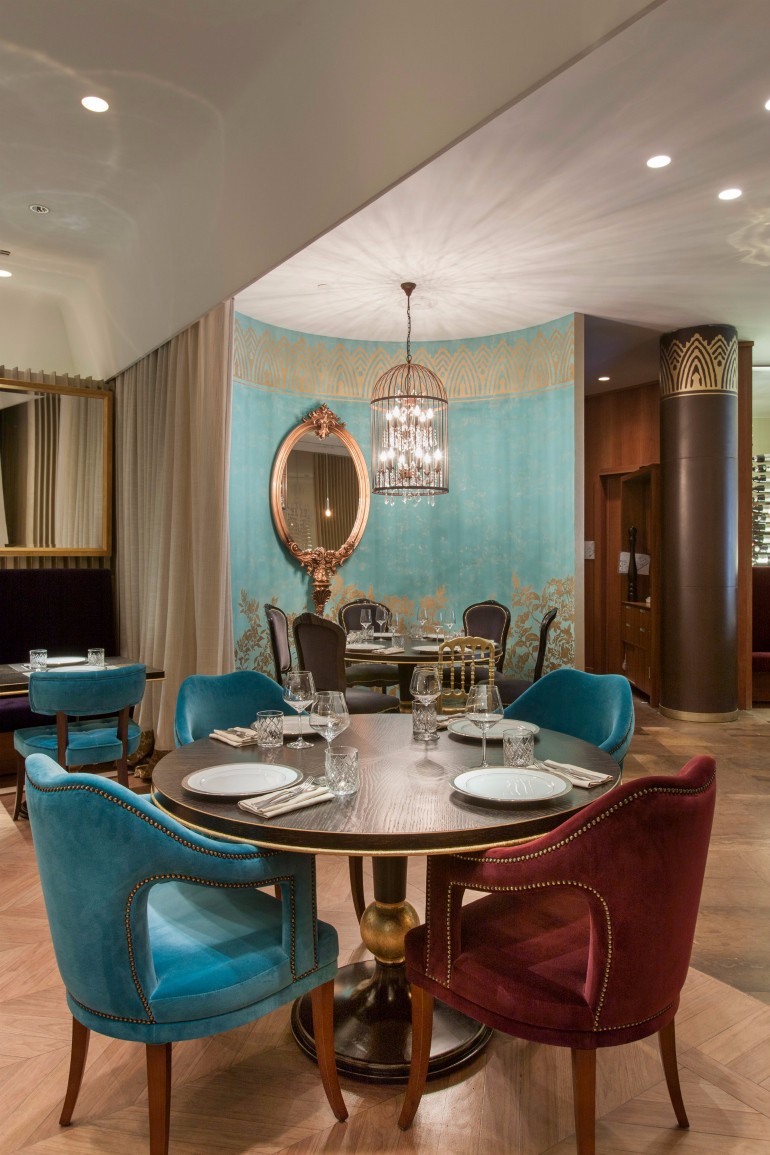 Most Wonderful Velvet Chairs for Your Modern Dining Room  velvet chairs Most Wonderful Velvet Chairs for Your Modern Dining Room Top 7 Modern Velvet Dining Room Chairs 3 1