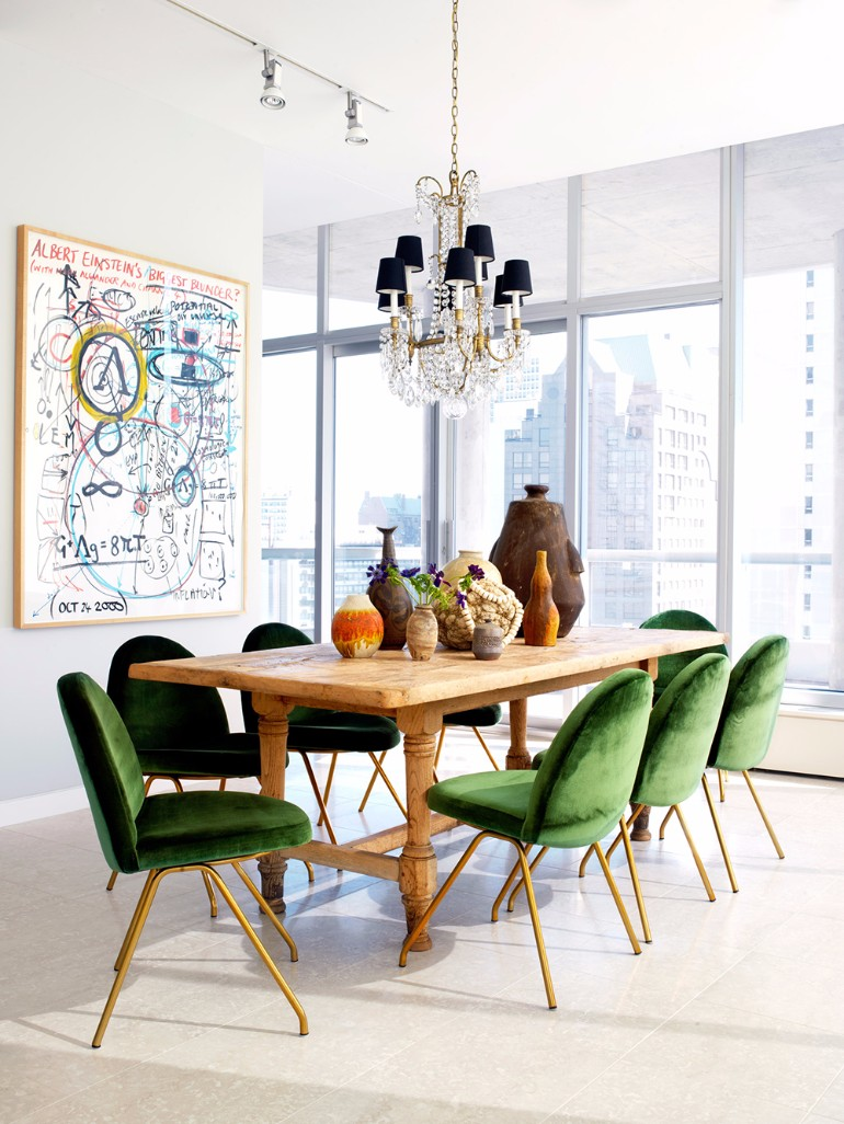 Most Wonderful Velvet Chairs for Your Modern Dining Room  velvet chairs Most Wonderful Velvet Chairs for Your Modern Dining Room Top 7 Modern Velvet Dining Room Chairs 5 1