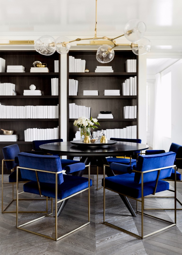 Most Wonderful Velvet Chairs for Your Modern Dining Room  velvet chairs Most Wonderful Velvet Chairs for Your Modern Dining Room Top 7 Modern Velvet Dining Room Chairs 6