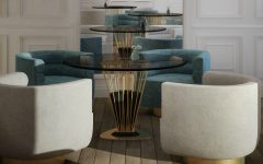 Unique Statement Dining Room Tables That You Will Covet