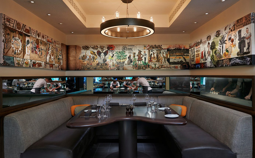 Top 7 Restaurants with Amazing Dining Rooms to Visit While in London