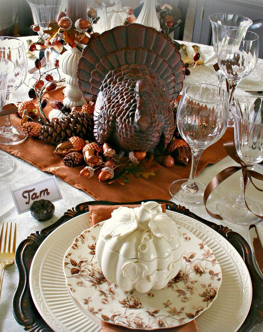 Simple And Amazing Thanksgiving Dining Room Decor Ideas dining room decor Simple And Amazing Thanksgiving Dining Room Decor Ideas mSimple And Amazing Thanksgiving Dining Room Decor Ideas