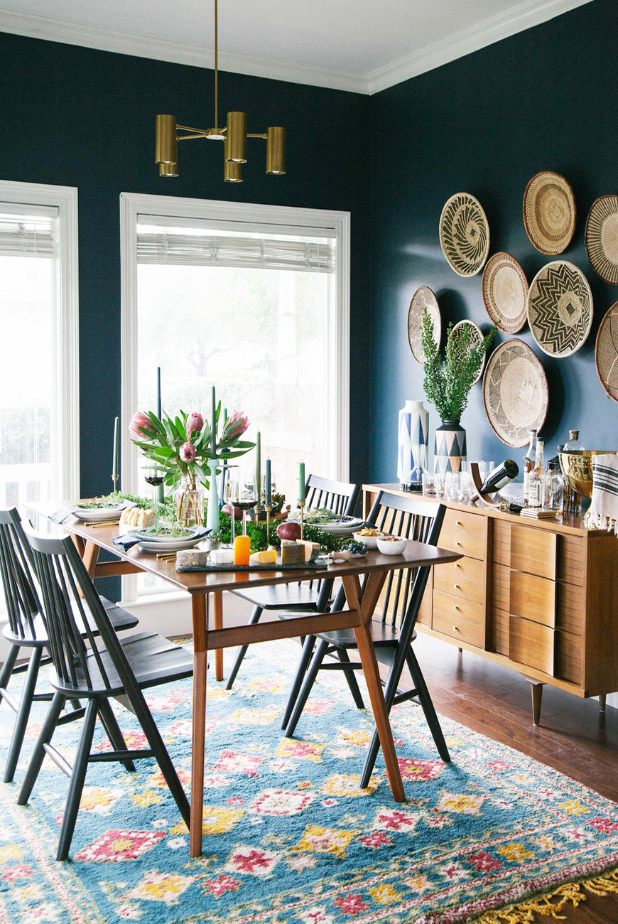 10 Best Colours for Your Dining Room Furniture as Chosen by Famous Designers dining room furniture 10 Colours for Your Dining Room Furniture Chosen by Famous Designers r10 Best Colours for Your Dining Room Furniture as Chosen by Famous Designers