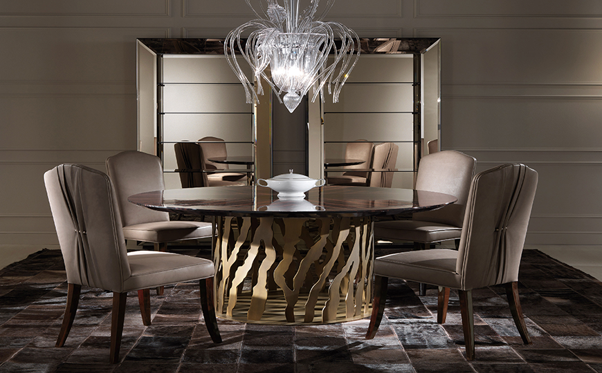 Elegant Dining Tables Inspired by Italian Interiors dining room tables Elegant Dining Room Tables Inspired by Italian Interiors tElegant Dining Room Tables Inspired by Italian Interiors