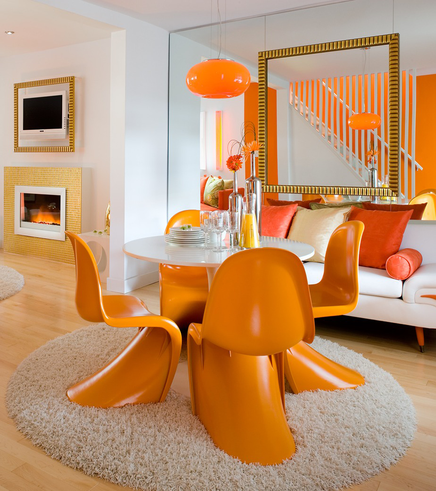 5 Best Ways to Add Color to Your Contemporary Dining Room contemporary dining room 5 Best Ways to Add Color to Your Contemporary Dining Room v5 Best Ways to Add Color to Your Contemporary Dining Room