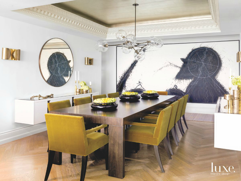 10 Dazzling Dining Room Ideas From LuxeSource To Copy Right Now dining room ideas 10 Dazzling Dining Room Ideas From LuxeSource To Copy Right Now 10 Dazzling Dining Room Ideas From LuxeSource To Copy Right Now 1