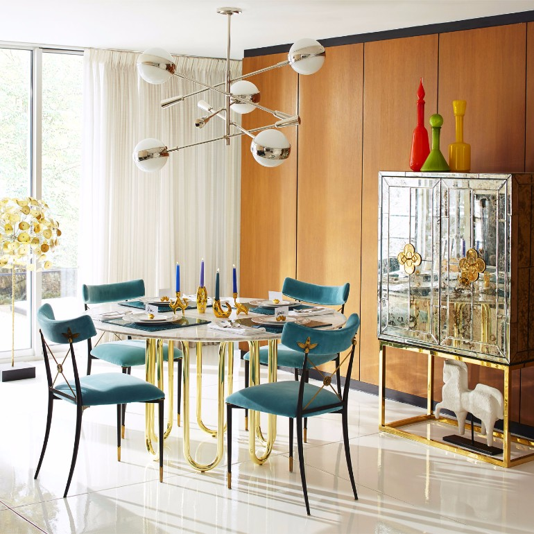 6 Outstanding Dining Room Sets To Try Out dining room sets 6 Outstanding Dining Room Sets To Try Out 10 Fantastic Dining Room Sets By Jonathan Adler That You Will Love 10