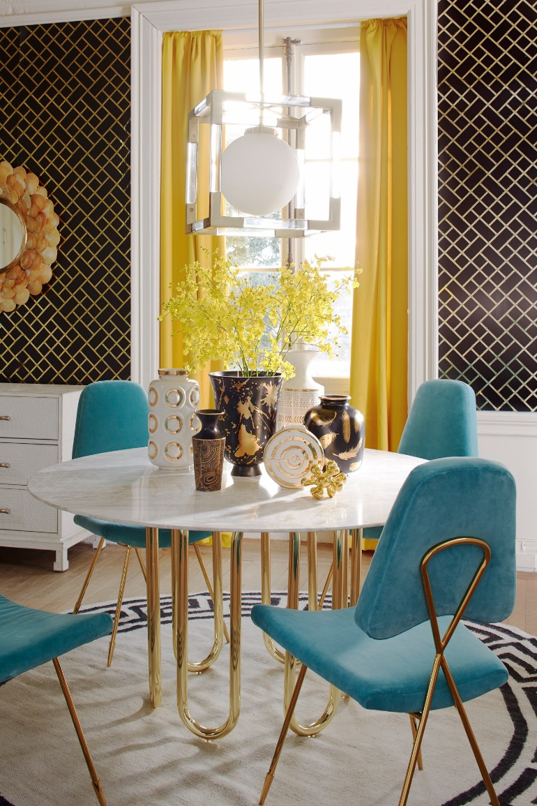 6 Outstanding Dining Room Sets To Try Out dining room sets 6 Outstanding Dining Room Sets To Try Out 10 Fantastic Dining Room Sets By Jonathan Adler That You Will Love 7