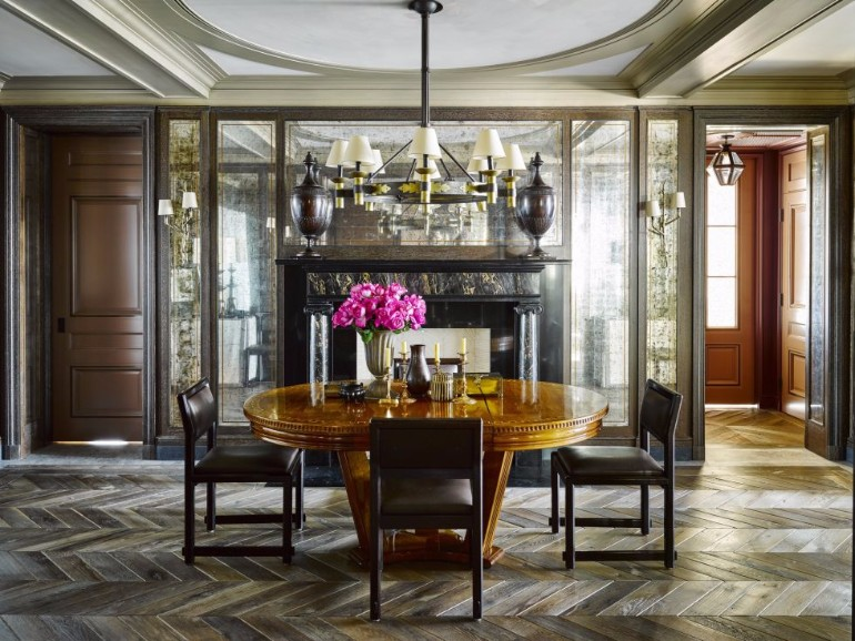 Amazing Dining Room Design Ideas You Will Want To Copy Next Season dining room design 10 Amazing Dining Room Design Ideas You Will Want To Copy Next Season 10 Incredible Dining Room Ideas In Elle Decor To Copy Right Now 5