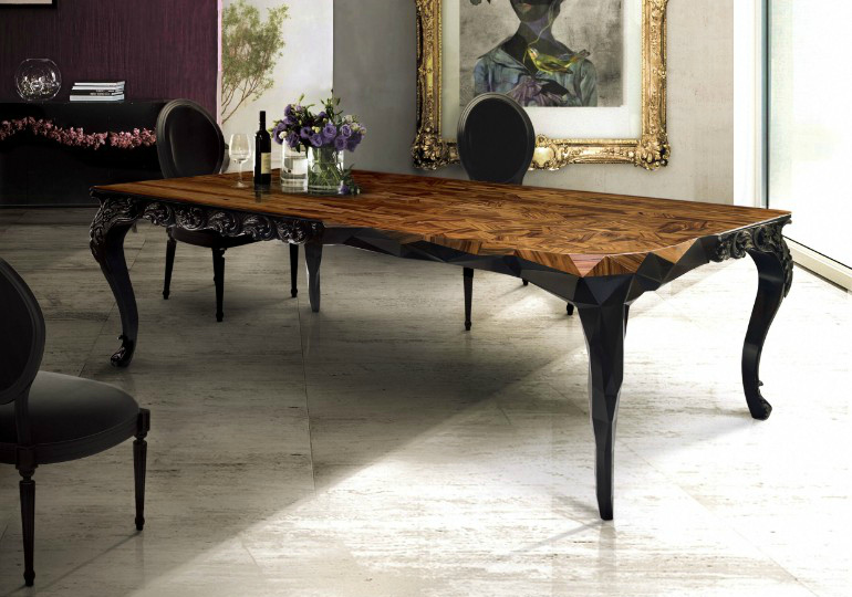10 Large Dining Room Table Ideas Made For Entertaining dining room chairs 7 Sophisticated Dining Room Chairs You Will Want To Have Next Season 10 Large Dining Room Table Ideas Made For Entertaining
