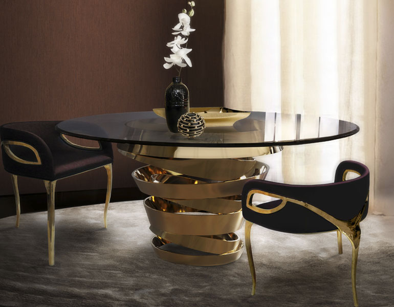 7 Remarkable Dining Room Tables You Will Want To Have Next Season dining room tables 7 Remarkable Dining Room Tables You Will Want To Have Next Season 5