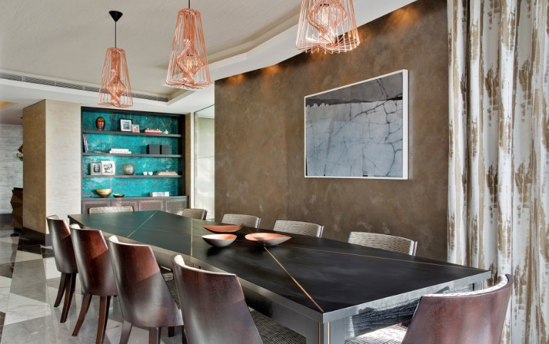 The Most Beautiful Dining Room Ideas by Rene Dekker To Inspire You