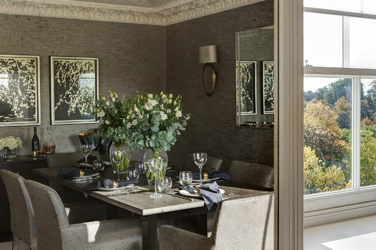 7 Elegant Dining Room Design Ideas By Rachel Winham To Inspire You_HYDE PARK