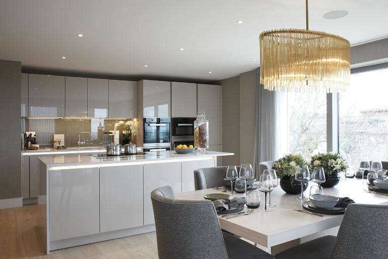 7 Elegant Dining Room Design Ideas By Rachel Winham To Inspire You_CAULFIELD HOUSE (2)