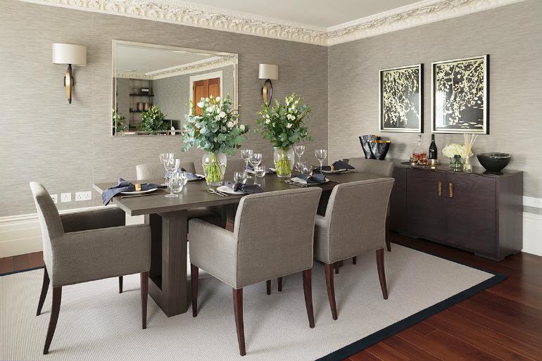 7 Elegant Dining Room Design Ideas By Rachel Winham To Inspire You_HYDE PARK (2)
