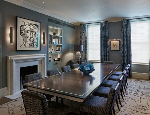 7 Smashing Dining Room Decor Ideas By Todhunter Earle To Copy