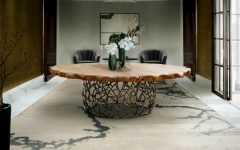 9 Fantastic Entrance Halls With A Statement Dining Room Table