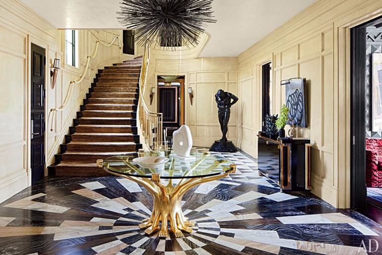 9 Fantastic Entrance Halls With A Statement Dining Room Table dining room table 9 Fantastic Entrance Halls With A Statement Dining Room Table 9 Fantastic Entrance Halls With A Statement Dining Room Table 5
