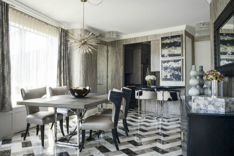 The Most Wonderful Dining Room Sets By Ovadia Design To Inspire You