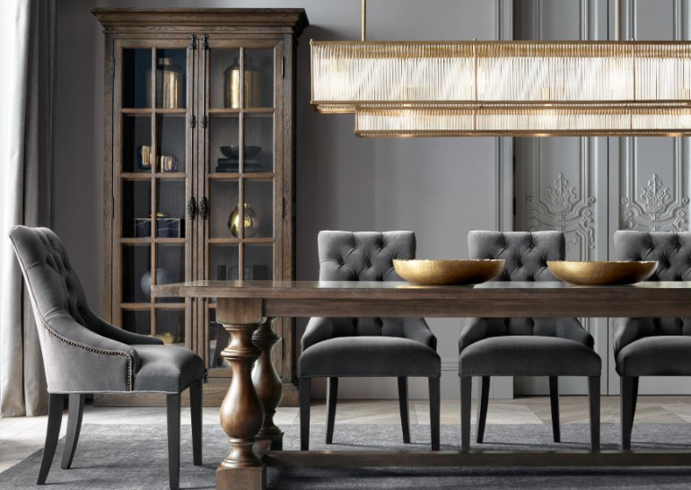 The Most Sophisticated Dining Room Furniture By Restoration Hardware dining room furniture The Most Sophisticated Dining Room Furniture By Restoration Hardware The Most Sophisticated Dining Room Furniture By Restoration Hardware 11