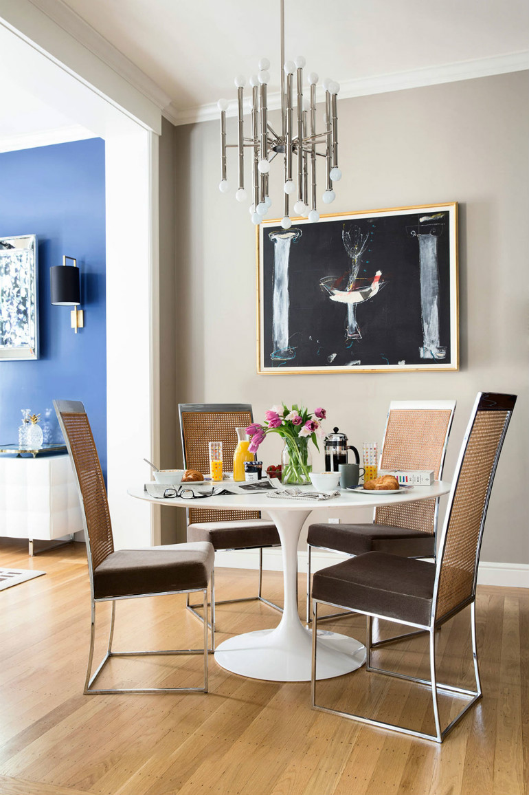5 Smashing Dining Room Sets To Copy From Catherine Kwong_2 dining room sets 5 Smashing Dining Room Sets To Copy From Catherine Kwong Tips For Decorating Small Dining Rooms6