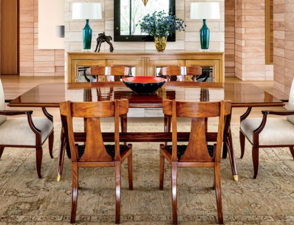 How To Decorate A Dining Room Set Like An AD100 Interior Designer