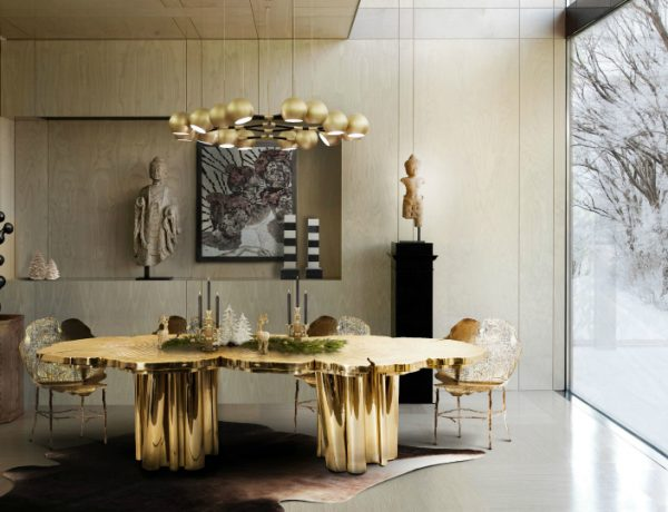 Top 6 Dining Room Furniture Exhibitors At Maison et Objet 2017 To See