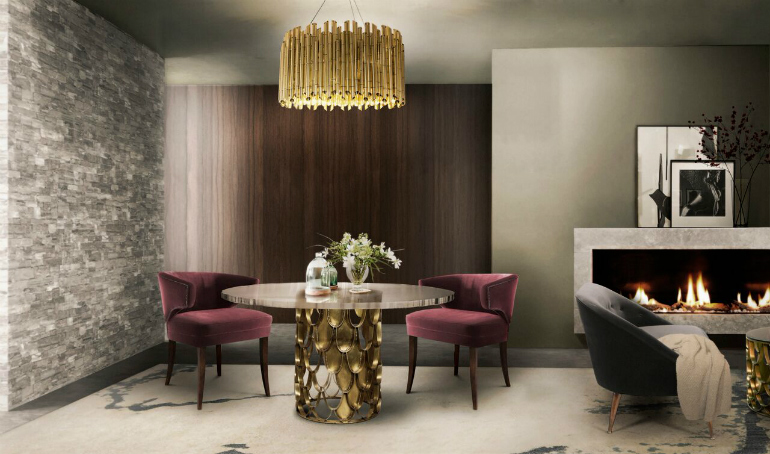 10 Statement Dining Room Chairs You Will Want To Have in 2017