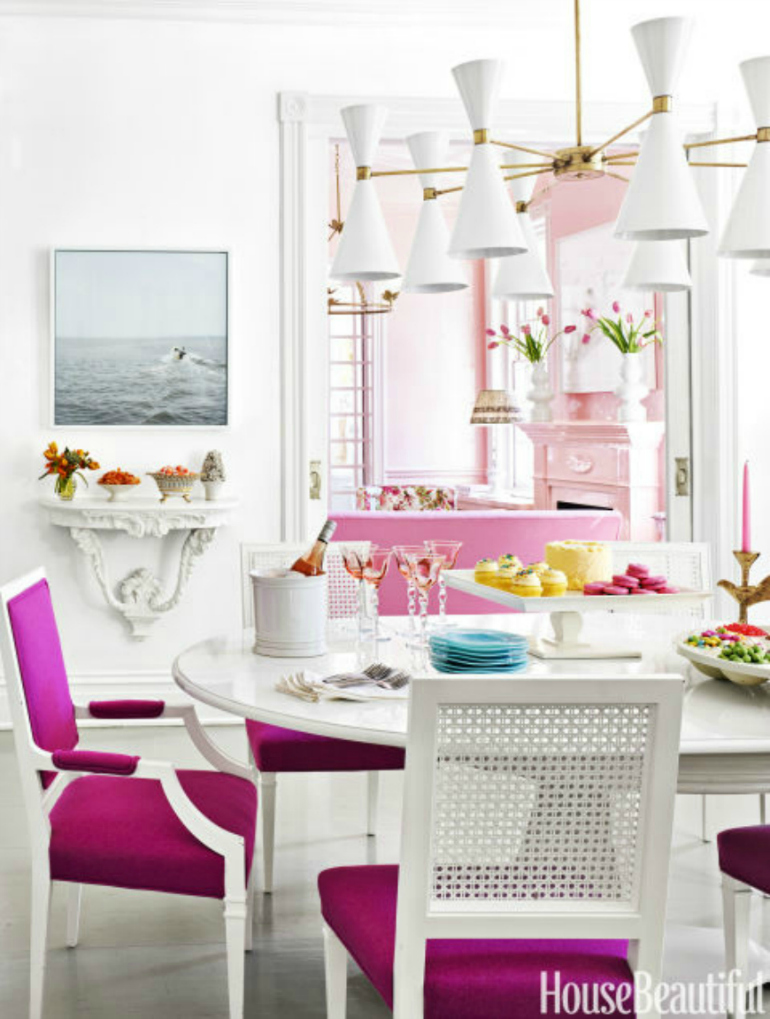 Millennial Pink Dining Room Chairs That Steal The Show dining room chairs Millennial Pink Dining Room Chairs That Steal The Show 7 Must Have Dining Room Chairs For The Next Season8 1