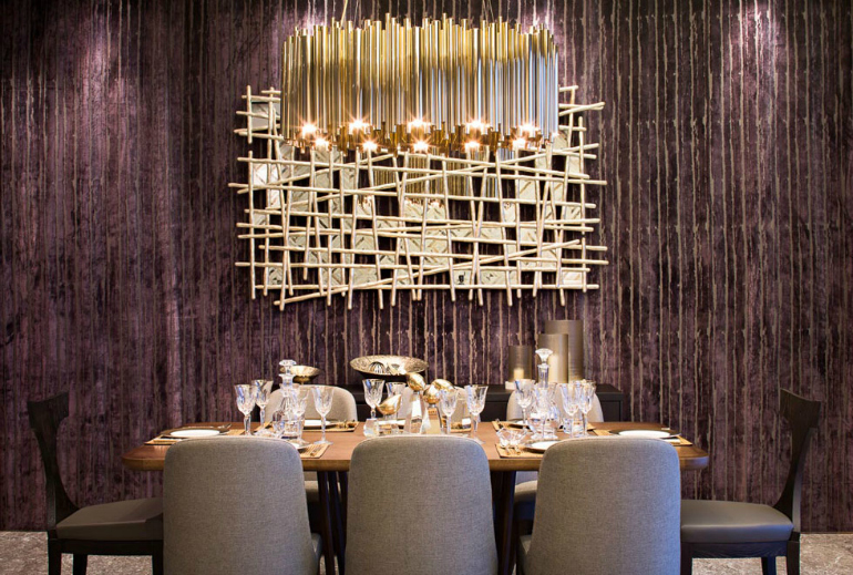 9 Dazzling Dining Room Lights That Are Showstoppers 10 dining room lights 9 Dazzling Dining Room Lights That Are Showstoppers 9DazzlingRoomLightsThatAreShowstoppers1 1