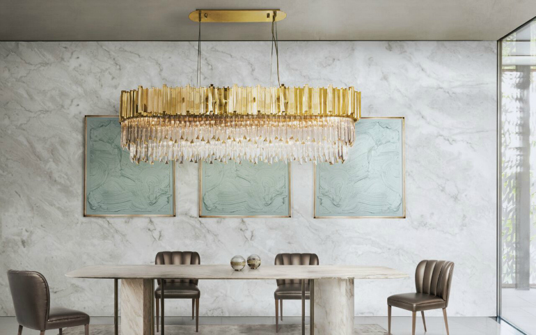 9 Dazzling Dining Room Lights That Are Showstoppers 10 dining room lights 9 Dazzling Dining Room Lights That Are Showstoppers 9DazzlingRoomLightsThatAreShowstoppers2