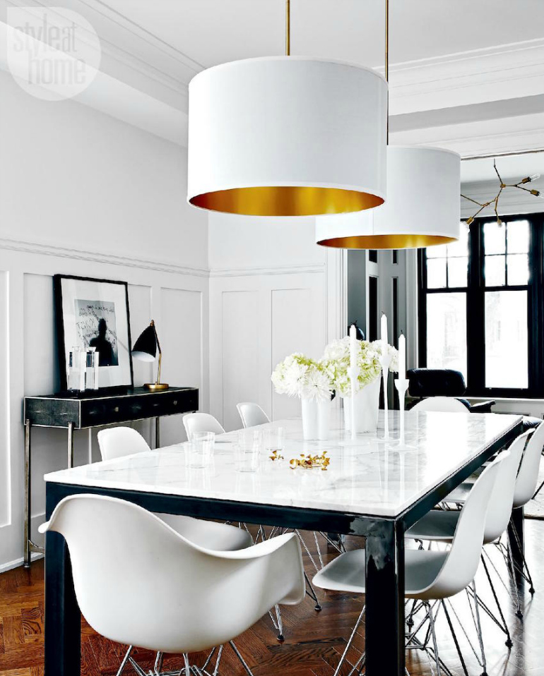 10 Ways A Marble Dining Room Table Can Transform Any Décor