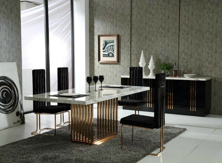 10 Ways A Marble Dining Room Table Can Transform Any Décor 2 dining room table 10 Ways A Marble Dining Room Table Can Transform Any Décor 10 Ways A Marble Dining Room Table Can Transform Any D  cor 2 1