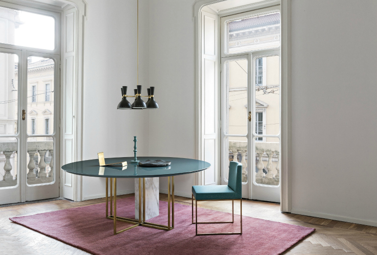 10 Ways A Marble Dining Room Table Can Transform Any Décor 3 dining room table 10 Ways A Marble Dining Room Table Can Transform Any Décor 10 Ways A Marble Dining Room Table Can Transform Any D  cor 3 1