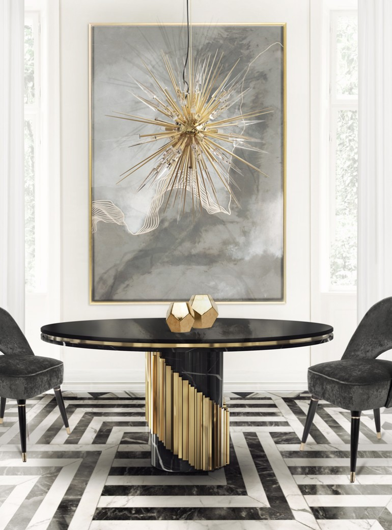 9 Dining Room Decorating Ideas That Will Be Trendy This Summer 4 dining room decorating ideas 9 Dining Room Decorating Ideas That Will Be Trendy This Summer 9 Dining Room Decorating Ideas That Will Be Trendy This Summer 4
