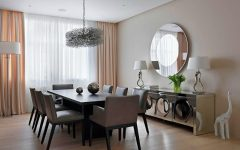 Secrets To Decorating With Dining Room Mirrors10