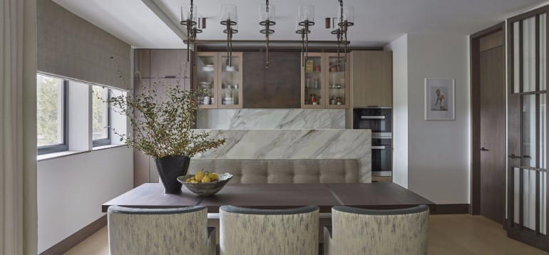 10 Chic Dining Rooms By Helen Green 2