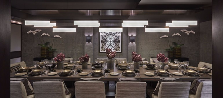 10 Chic Dining Rooms By Helen Green 6