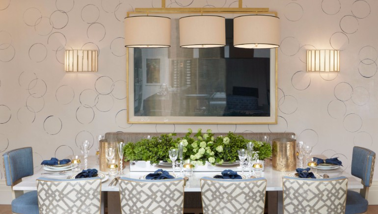 10 Chic Dining Rooms By Helen Green 7