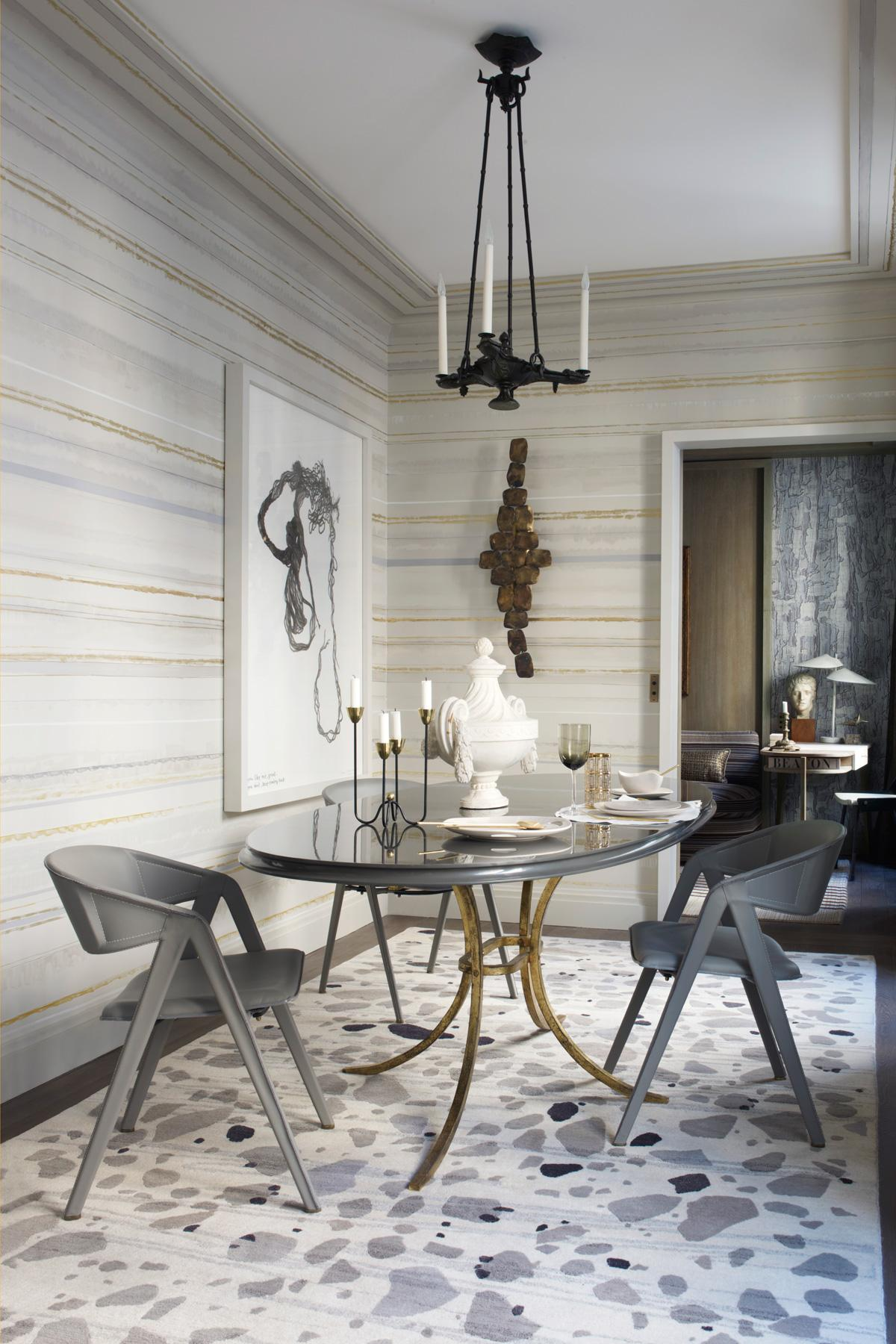 10 Dining Room Ideas to Inspire Yourself by Elle Décor 6 Dining Room Ideas 10 Dining Room Ideas to Inspire Yourself by Elle Décor 10 Dining Room Ideas to Inspire Yourself by Elle D  cor 6