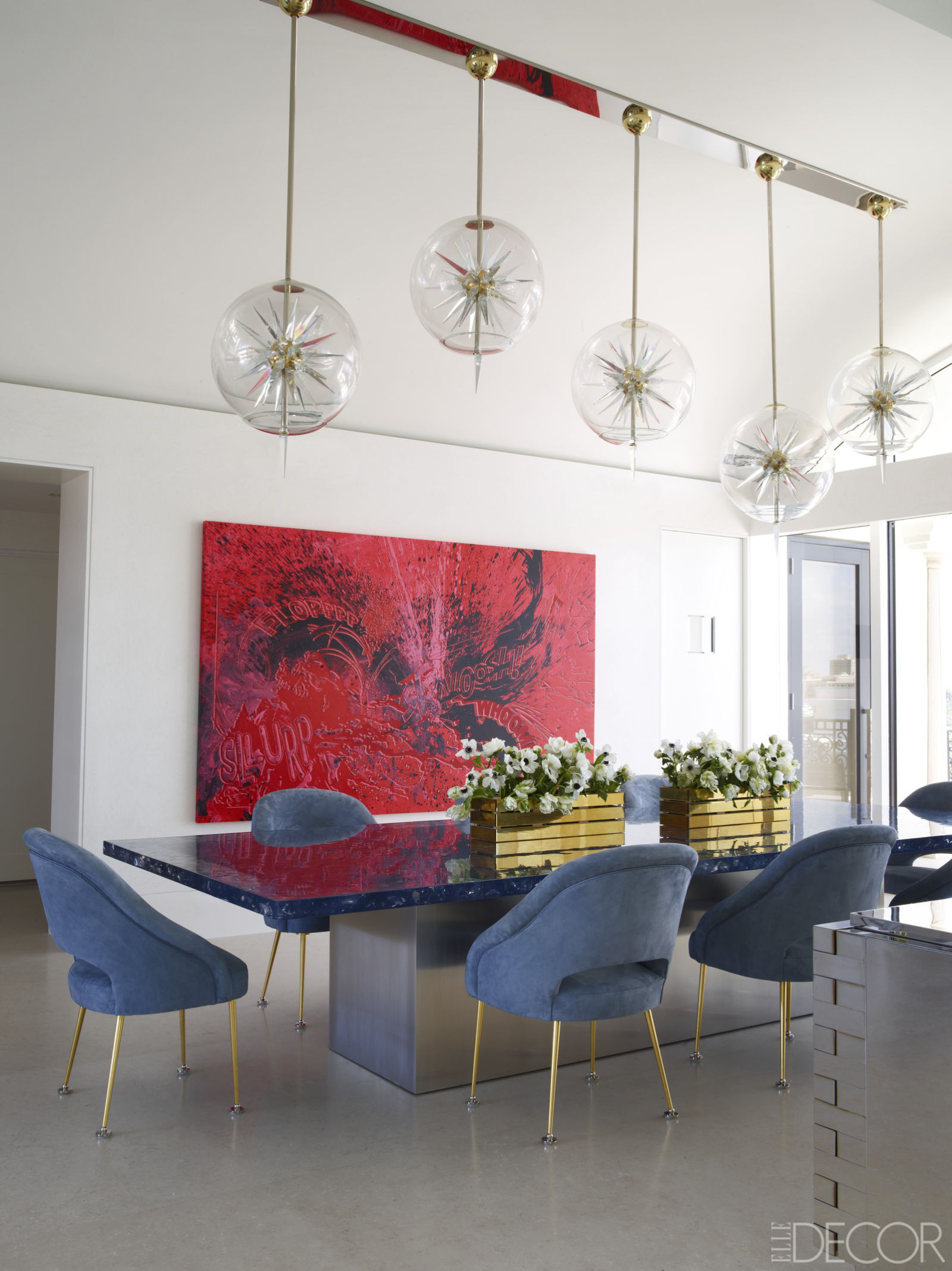 10 Dining Room Ideas to Inspire Yourself by Elle Décor 7 Dining Room Ideas 10 Dining Room Ideas to Inspire Yourself by Elle Décor 10 Dining Room Ideas to Inspire Yourself by Elle D  cor 7