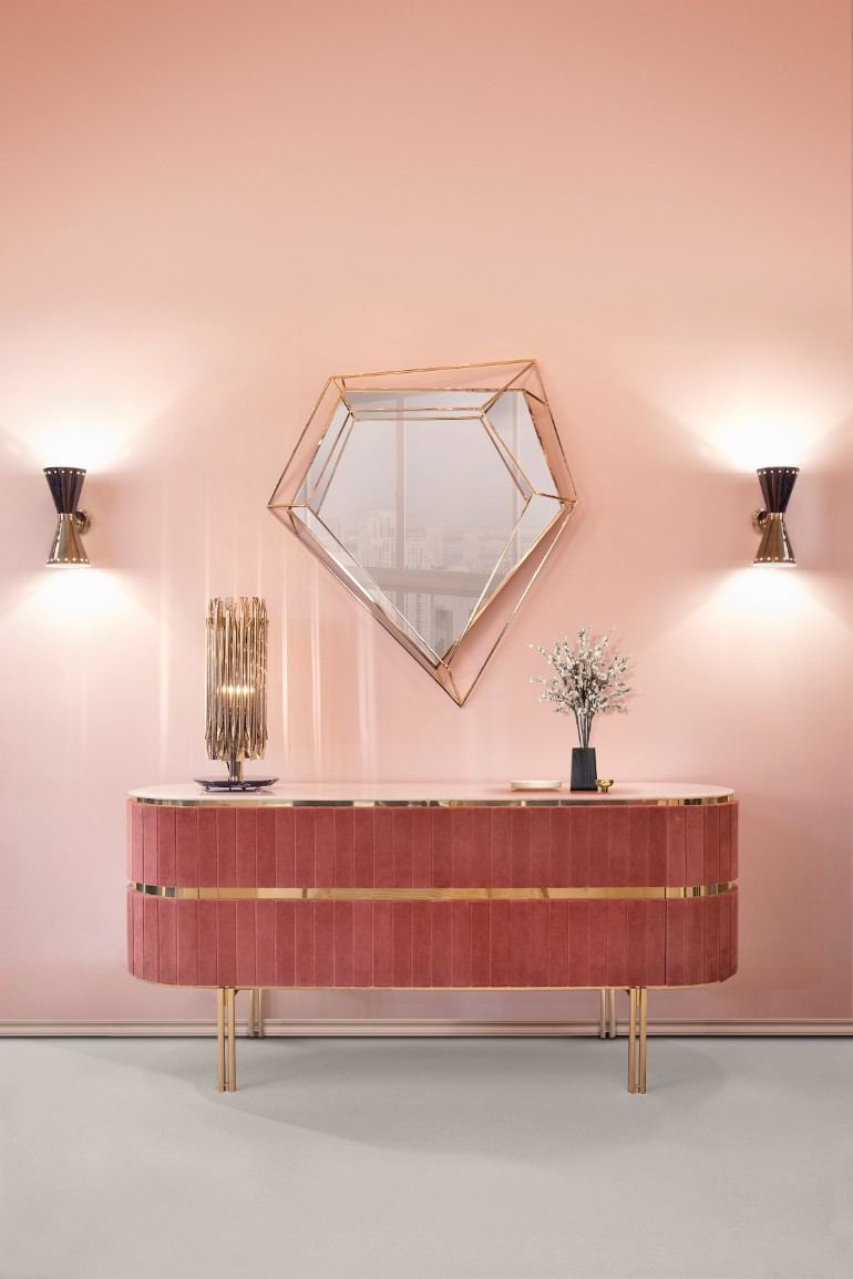 10 Dining Room Mirrors That Steal The Show 6 dining room mirrors 10 Dining Room Mirrors That Steal The Show 10 Dining Room Mirrors That Steal The Show 6