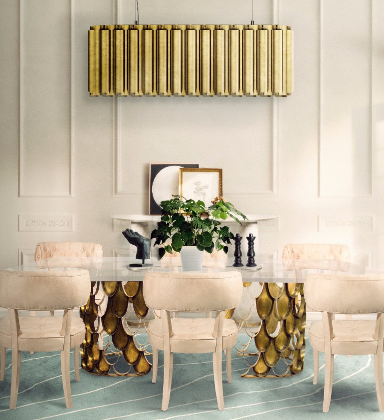 10 Velvet Dining Room Chairs That You'll Covet 10 dining room chairs 10 Modern Dining Room Chairs That You'll Covet 10 Velvet Dining Room Chairs That Youll Covet 10