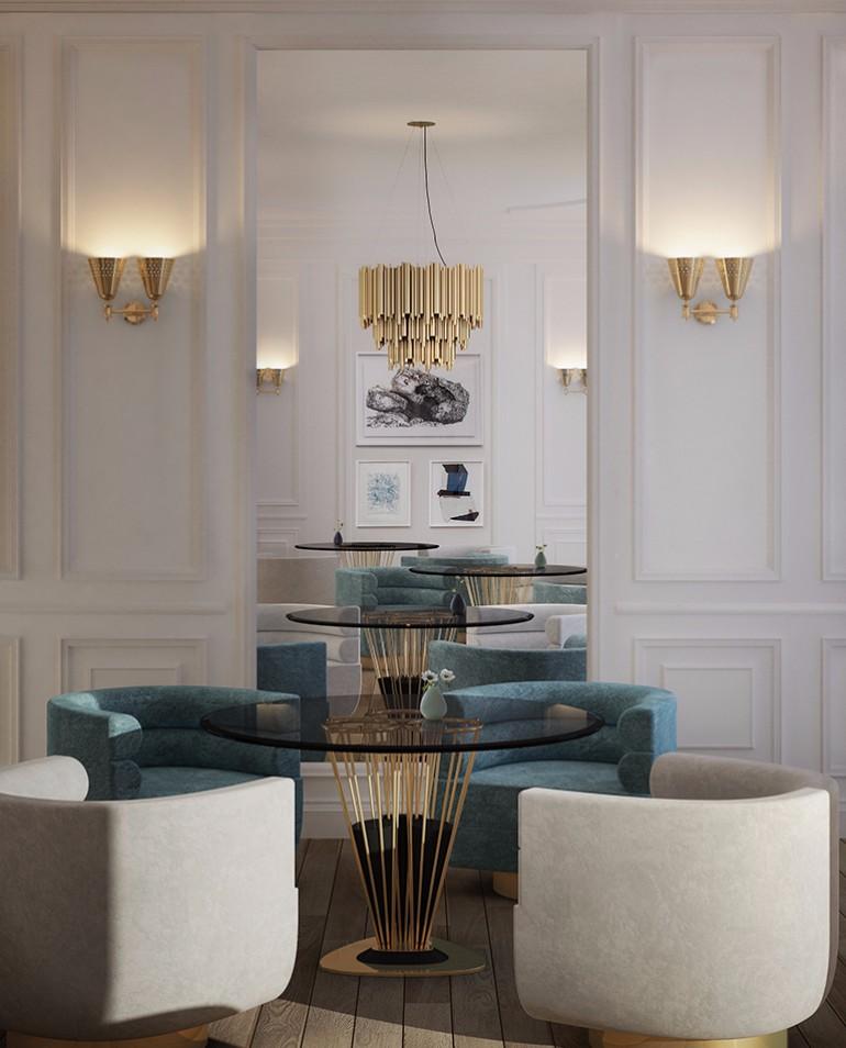 10 Velvet Dining Room Chairs That You'll Covet 6