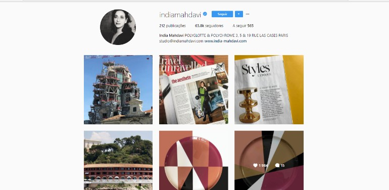15 Female Designers To Follow On Instagram 1 female designers 15 Female Designers to Follow on Instagram 15 Female Designers To Follow On Instagram 1